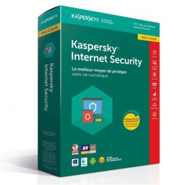 Kaspersky Internet Security 2018 Multi-Devices - 10 postes