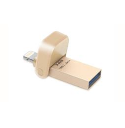 Lecteur Flash USB ADATA i-Memory AI920 Pour IOS (AAI920-32G-CGD)