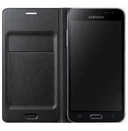 Etui portefeuille Samsung Galaxy J5 (EF-WJ510PBEGWW)