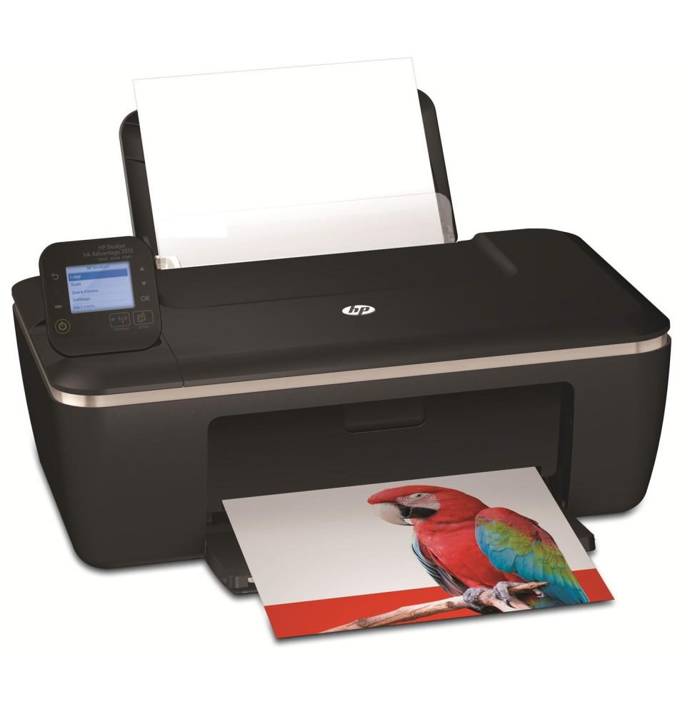 Imprimante HP Deskjet Ink Advantage 3515 e-All-in-One (CZ279C)