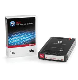 Cartouche de donnée disque amovible HP RDX 1TB(Q2044A)