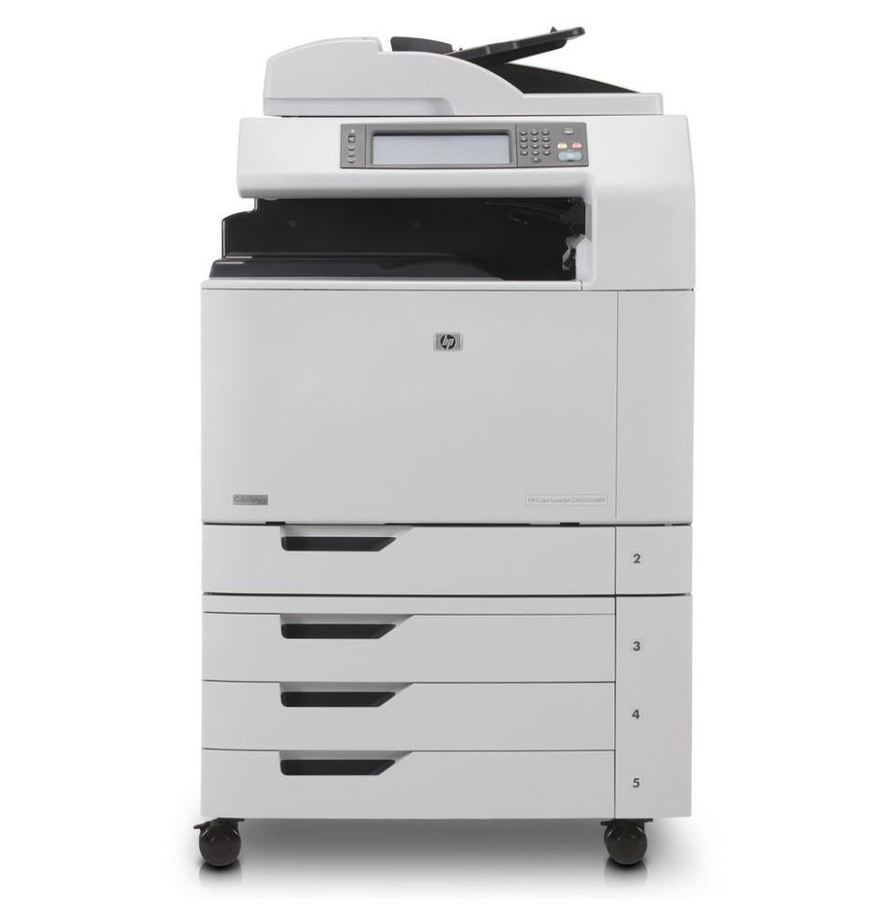 imprimante a3 multifonction hp color laserjet cm6030f avec. Black Bedroom Furniture Sets. Home Design Ideas