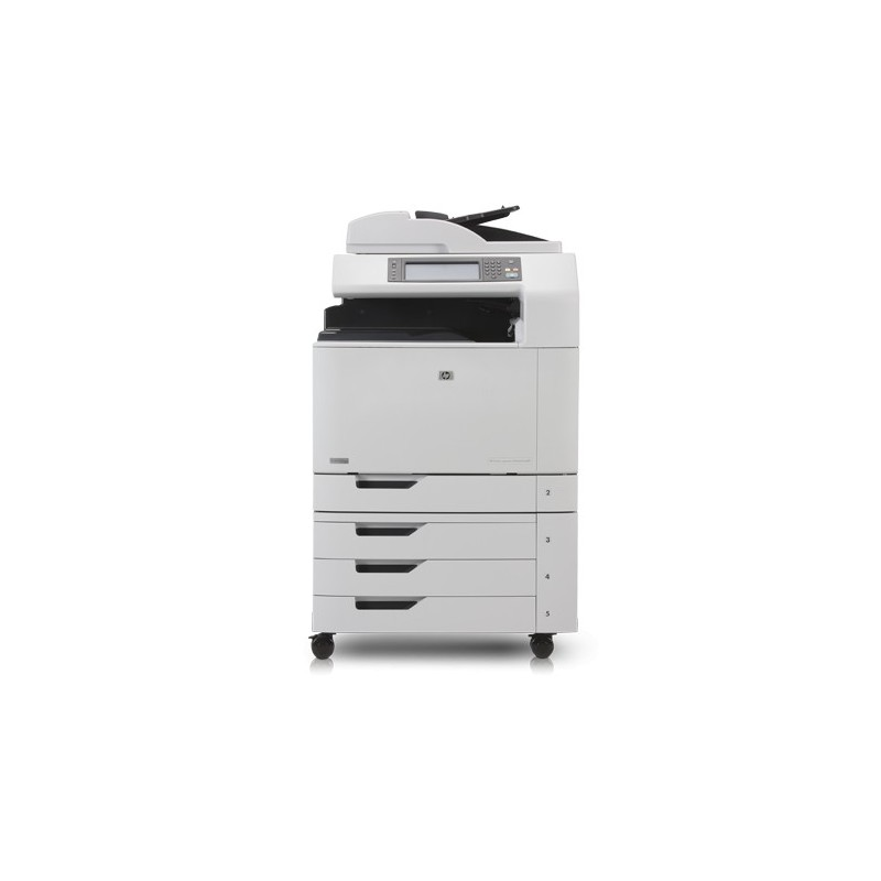 imprimante a3 multifonction hp color laserjet cm6040. Black Bedroom Furniture Sets. Home Design Ideas
