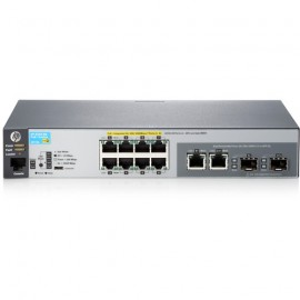 Switch Ethernet HP 2530-8G-PoE+ (J9774A)