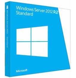 Microsoft Windows Server 2012 Standard R2 OEM 64 bits (français) - Licence 2 processeurs physiques