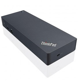 Station d'accueil ThinkPad Thunderbolt 3 - EU/INA/VIE/ROK (40AC0135EU)