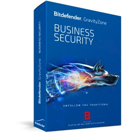 Bitdefender Business Security Antivirus (L-FBDBS-8K1-010)