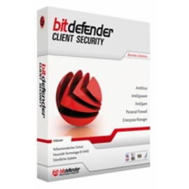 Bitdefender Client Security (LMFBDCLS8W1-010)
