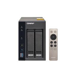 Serveur NAS QNAP TS-253A |2 Baie-Celeron-4GB|