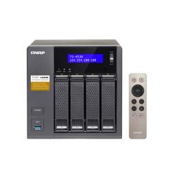 Serveur NAS QNAP TS-453A |4 Baie-Celeron-4GB|