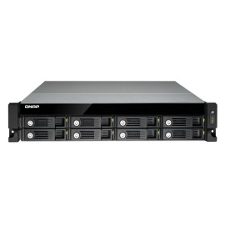 Serveur NAS QNAP Rackable TVS-871U-RP |8 Baie-i5-4590S-8GB|