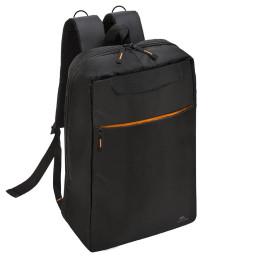 """Sac à dos Rivacase Regent 8060 pour ordinateurs portables 17,3"""" - Noir"""