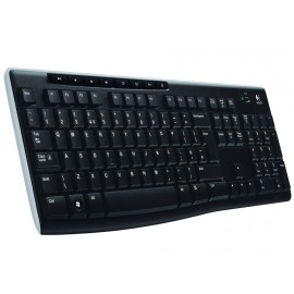 Clavier Logitech Wireless Keyboard K270 - AZERTY