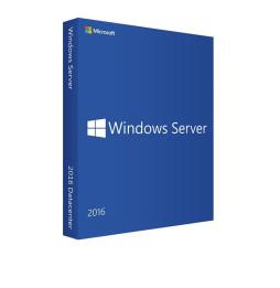Microsoft Windows Server 2016 Standard - Licence OLP (9EM-00118)
