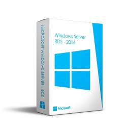 Microsoft Windows Remote Desktop Services 2016 Open Business - Licence Utilisateur OLP (6VC-03224)
