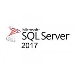 Microsoft SQL Server 2017 - Périphérique Licence OLP (359-06555)