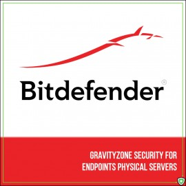 Bitdefender GravityZone Security for Endpoints Physical Servers (1 an)