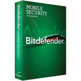 Bitdefender GravityZone Security for Mobile (1 an)