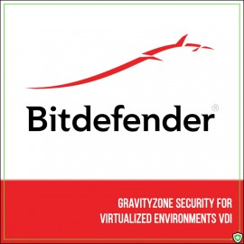 Bitdefender GravityZone Security for Virtualized Environments VDI (1 an)