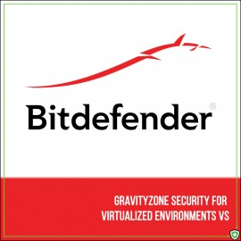 Bitdefender GravityZone Security for Virtualized Environments VS (1 an)