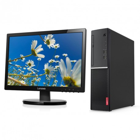 ordinateur de bureau lenovo v520s avec ecran li2054 19 5 maroc. Black Bedroom Furniture Sets. Home Design Ideas