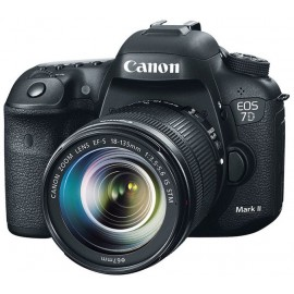 Appareil photo Reflex Canon EOS 7D Mark II - 18-135 IS STM (9128B137AA)