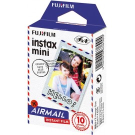 Film Appareil FujiFilm Instax Mini Air Mail - Pack de 10 pose