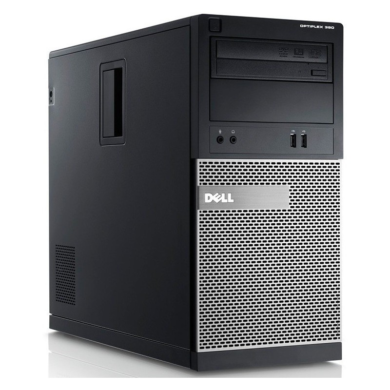 ordinateur de bureau dell optiplex 390 mt op390mt i32130f maroc. Black Bedroom Furniture Sets. Home Design Ideas