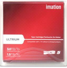 Cartouche de données Imation Ultrium LTO-5 1.5 TB/3.0 TB (IM 27672)