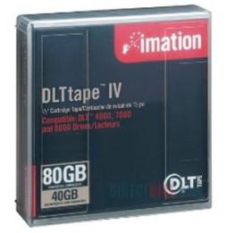 Cartouche de données Imation DL Tape IV 40GB/80GB (IM 51122117763)