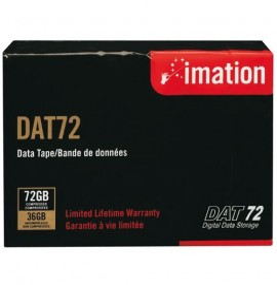 Cartouche de données Imation DDS5 DAT72 170M 36GB/72GB (IM51122172045)