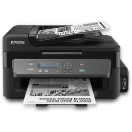 Epson WorkForce M200 Imprimante monochrome multifonction à réservoir rechargeable (C11CC83401)