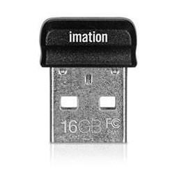 Lecteur USB Imation Ea Micro Atom - 16 Go 16 Lang 10 / Ctn