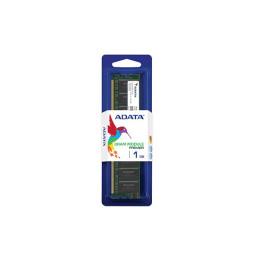 Barrette memoire ADATA DDR1 400 UDIMM 64X8 1GB 3 SINGLE TRAY (ADAT-ADIU400A1G3-S)