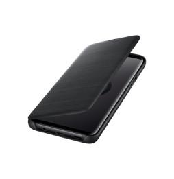 Étui Samsung LED View pour Galaxy S9+ (EF-NG965PBEGWW)