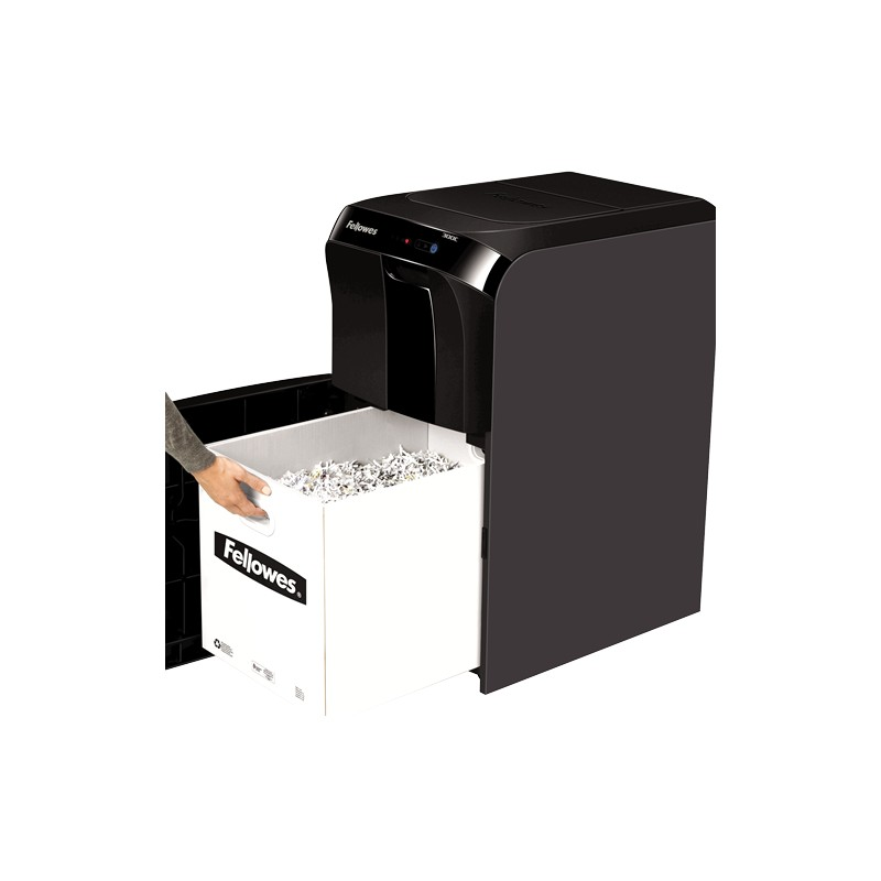 Destructeur de documents Fellowes AutoMax 300CL Coupe croisée (4651601)