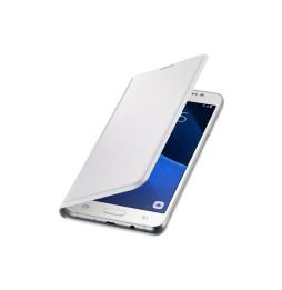 Etui à rabat SAMSUNG blanc pour Galaxy J5 2016 (EF-WJ510PWEGWW)