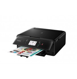 Imprimante Jet d'encre couleur multifonction Canon Pixma TS6040 (1368C007AA)