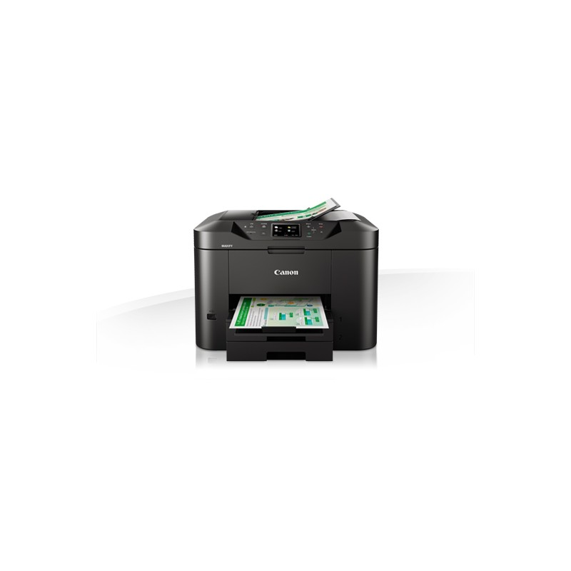 Imprimante multifonction Jet d'encre Canon Maxify MB2740 (0958C007AA)