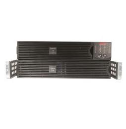 Onduleur APC ON-LINE double conversion Smart-UPS RT 1 000 VA 230V Rack avec carte réseau (SURT1000RMXLI-NC)