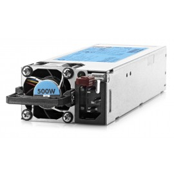 Kit d'alimentation électrique HP à prise à chaud 500W (720478-B21)