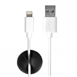 Câble Lightning PortDesigns USB A - 1,2m (900050)
