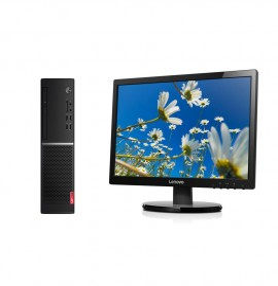 """Ordinateur de bureau Lenovo V520s Compact """"i5"""" avec Ecran LI2054 19.5"""""""
