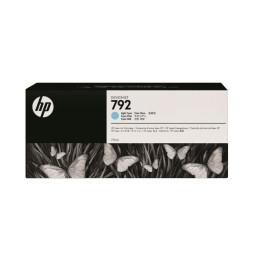 Tête d'impression Latex HP 792 - Cyan clair 775 ml (CN709A)