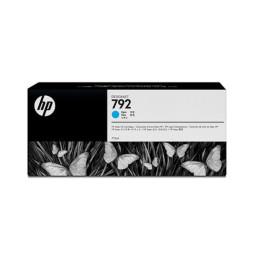 Tête d'impression Latex HP 792 - Cyan 775 ml (CN706A)
