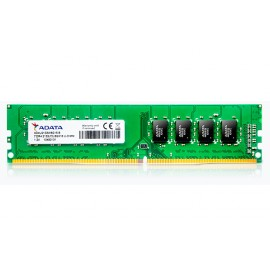 Barrette mémoire ADATA 8GB DDR4 2133MHz PC4-17000 - PC Bureau