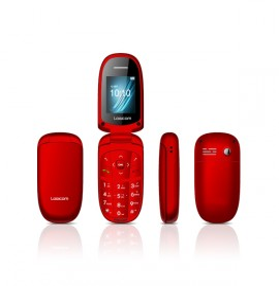 Téléphone Portable Logicom L-311 (Double SIM, Grande autonomie)