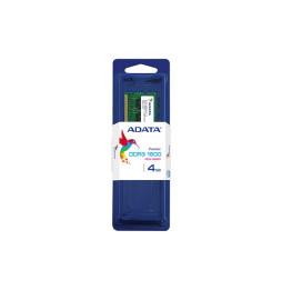 Barrette mémoire ADATA 4GB DDR3 256*8 PC3-12800 - PC Portable