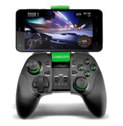 Pack Gaming Logicom M bot 51 : Smartphone 4G + Manette de jeu