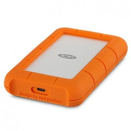 Disque dur externe portable LaCie Rugged USB-C
